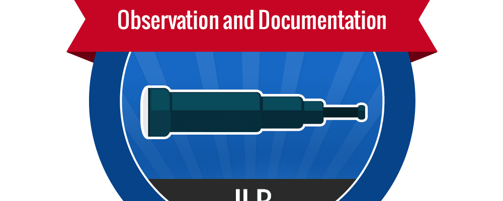 II.B – Observation & Documentation