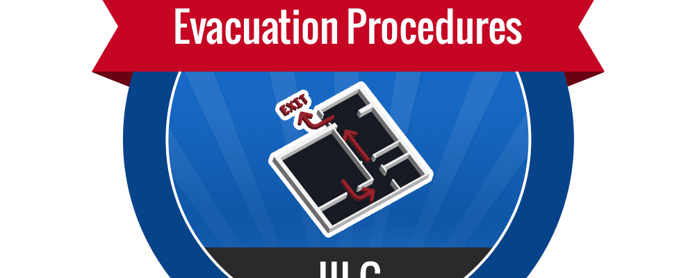 III.C – Evacuation Procedures
