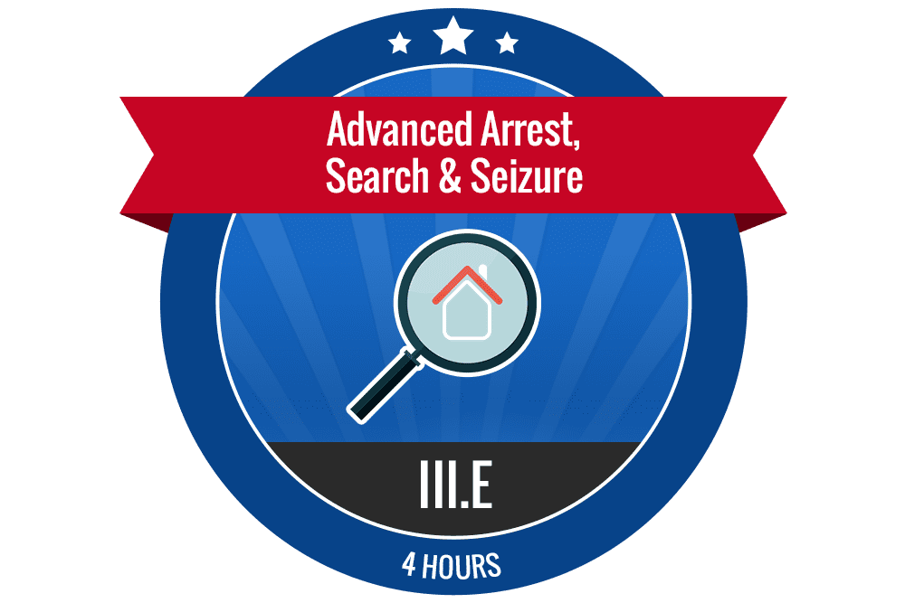 Advanced arrest search seizure online security guard for Advanced home search