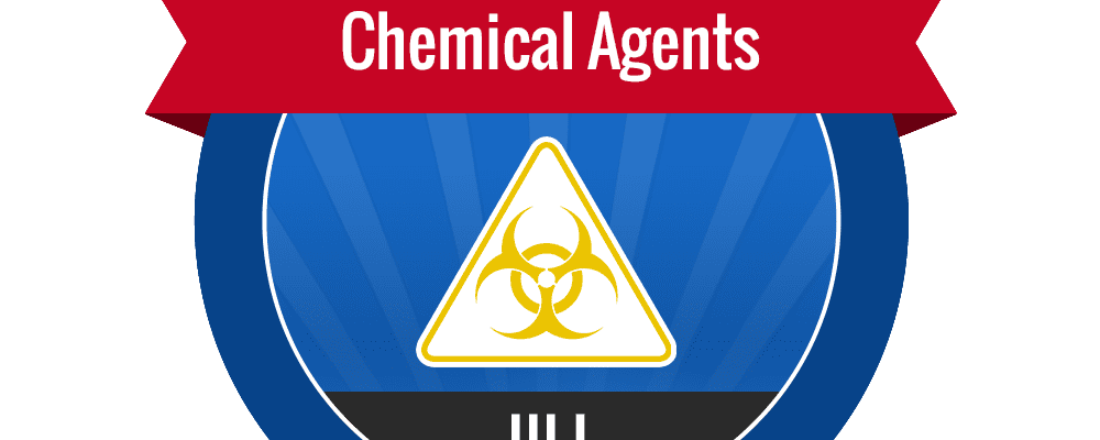 III.L – Chemical Agents