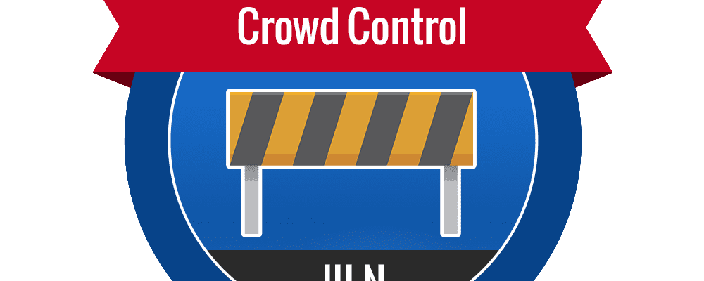 III.N – Crowd Control