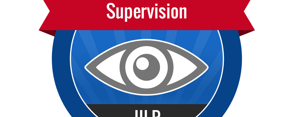 III.P – Supervision