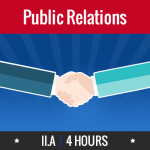 Group logo of II.A - Public Relations (Community & Customer)
