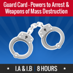 Group logo of Guard Card – The Powers to Arrest & Weapons of Mass Destruction