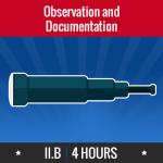 Group logo of II.B – Observation & Documentation