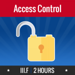 Group logo of III.F – Access Control