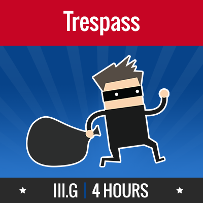Group logo of III.G – Trespass