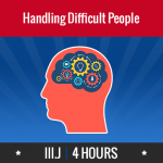Group logo of III.J – Handling Difficult People