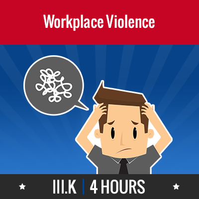 Group logo of III.K – Workplace Violence