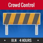 Group logo of III.N – Crowd Control