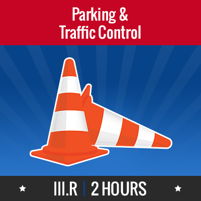 Group logo of III.R – Parking & Traffic Control